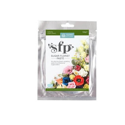View the HOLLY IVY dark green Sugar Florist Paste SFP flower modelling paste 100g online at Cake Stuff