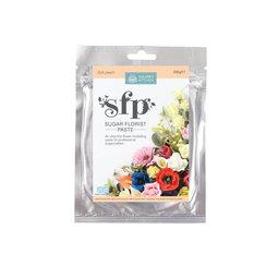 View the SOFT PEACH Sugar Florist Paste SFP flower modelling paste 200g online at Cake Stuff