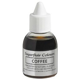 View the COFFEE concentrated natural icing food flavouring 30g online at Cake Stuff