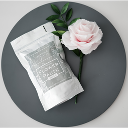 View the 200g WHITE professional flower paste online at Cake Stuff