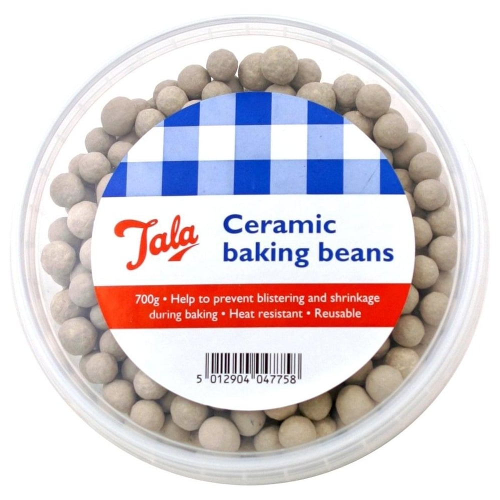 View the traditional ceramic pie / pastry beans 700g online at Cake Stuff