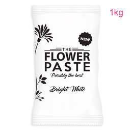View the The Flower Paste BULK 1kg BRIGHT WHITE sugar flowers modelling paste online at Cake Stuff