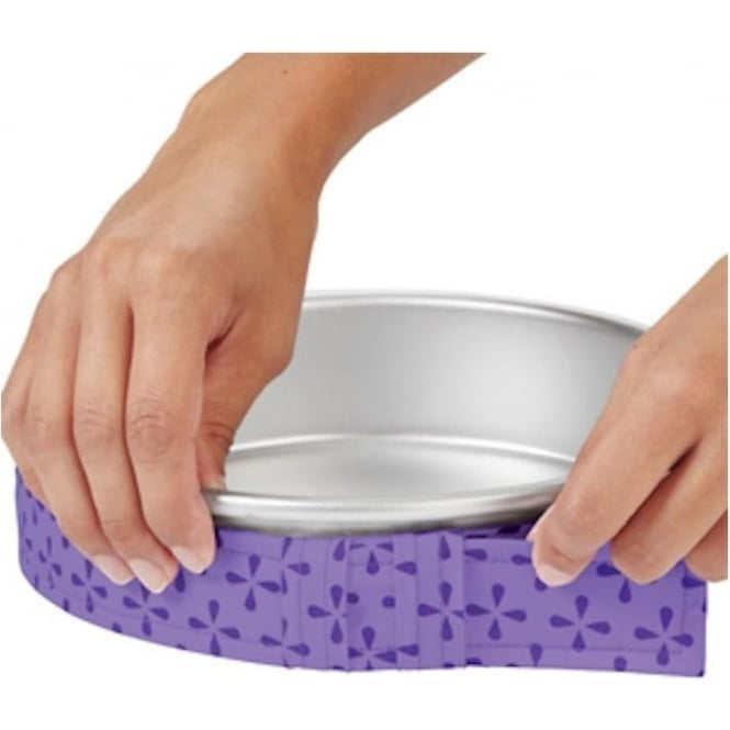 View the 2 pk Bake Even Strips for cake tins & pans online at Cake Stuff