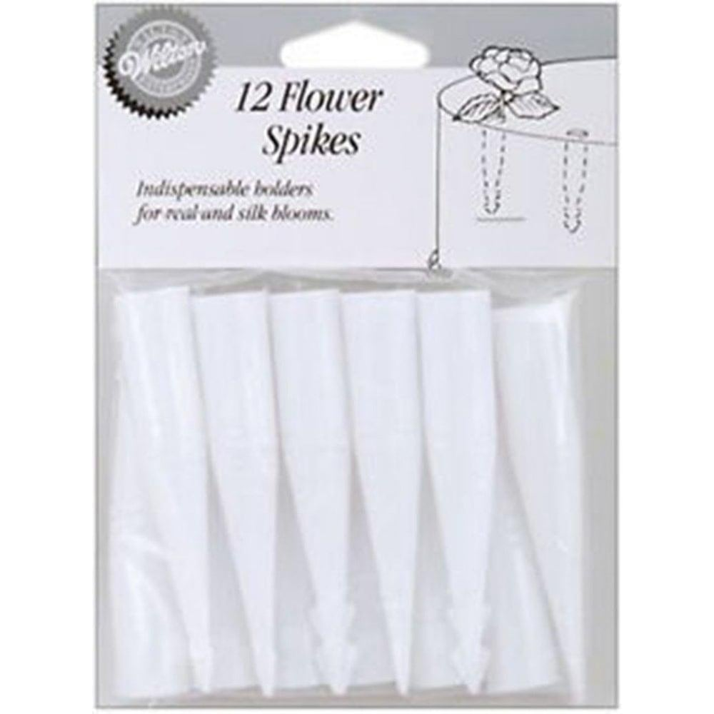 View the pack of 12 Posy Picks / Flower Spikes 75mm online at Cake Stuff